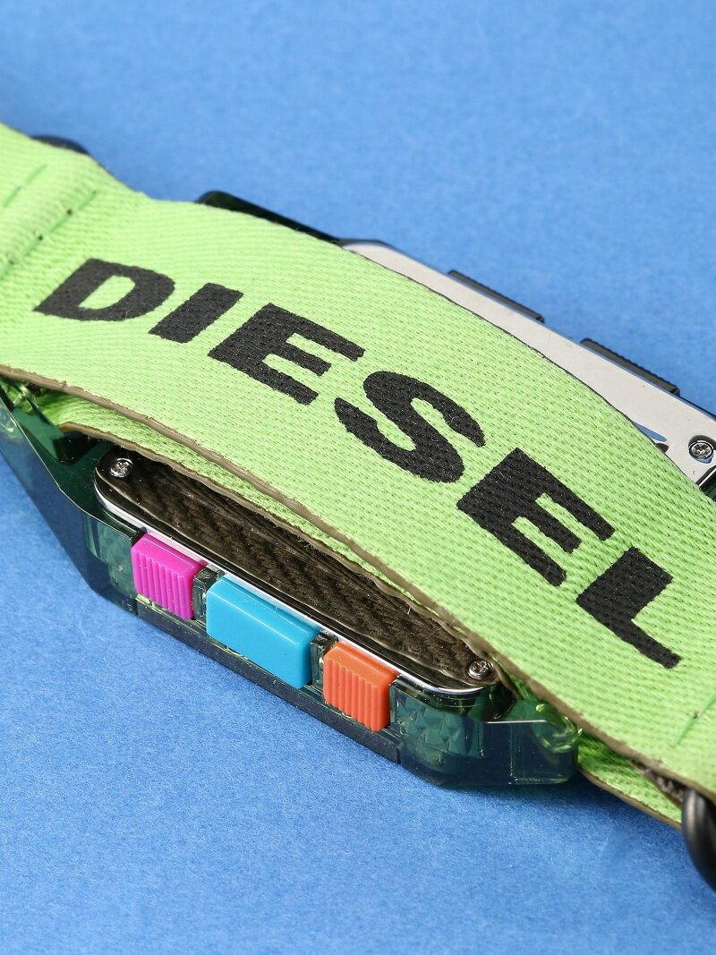 DIESEL DIESEL/(M)TIPPS DIGITAL_DZ1880 ウォッチステーションインターナショナル ファッショングッズ