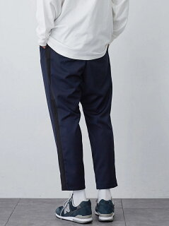 SEVENDAYS=SUNDAY Men's サイドラインパンツ セブンデイズサンデイ パンツ/ジーンズ【送料無料】