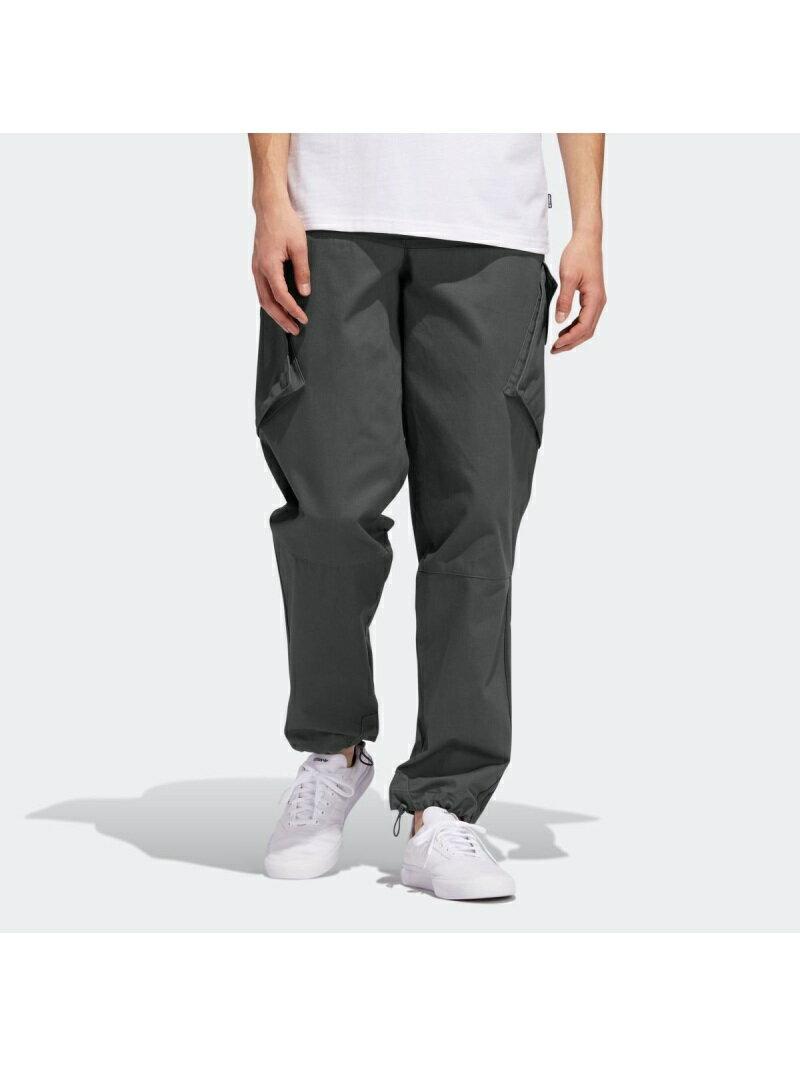 【SALE/50%OFF】adidas Originals CARGOPANTS アディダス パンツ/ジーンズ フルレングス カーキ【RBA_E】【送料無料】
