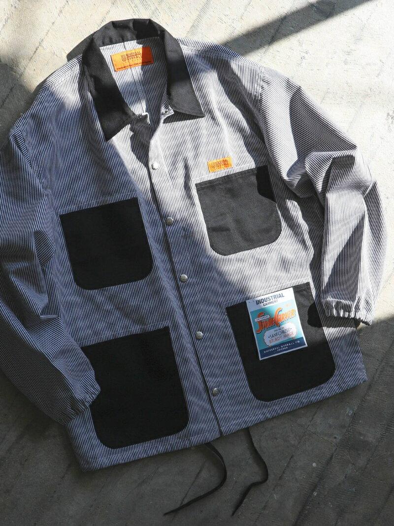 メンズファッション, コート・ジャケット SALE50OFFBEAMS MEN UNIVERSAL OVERALL BEAMS RBAE
