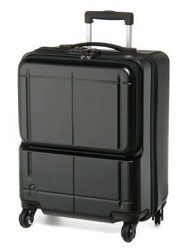 PROTECA プロテカ マックスパス H2s 2ー3泊用トローリーバッグ 40リットル -機内持込最大容量- フロントポケット/静かで滑らかなベアロンホイール搭載 【送料無料】
