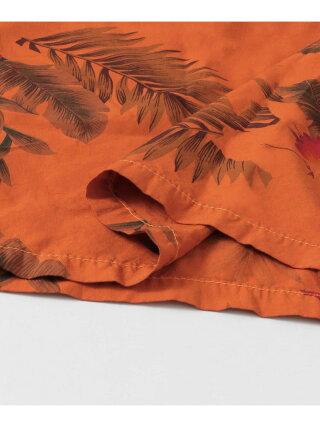 【SALE/40%OFF】URBAN RESEARCH TWO PALMS×URBAN RESEARCH 別注garment dye aloha アーバンリサーチ シャツ/ブラウス シャツ/ブラウスその他 オレンジ ベージュ ネイビー グレー【RBA_E】【送料無料】