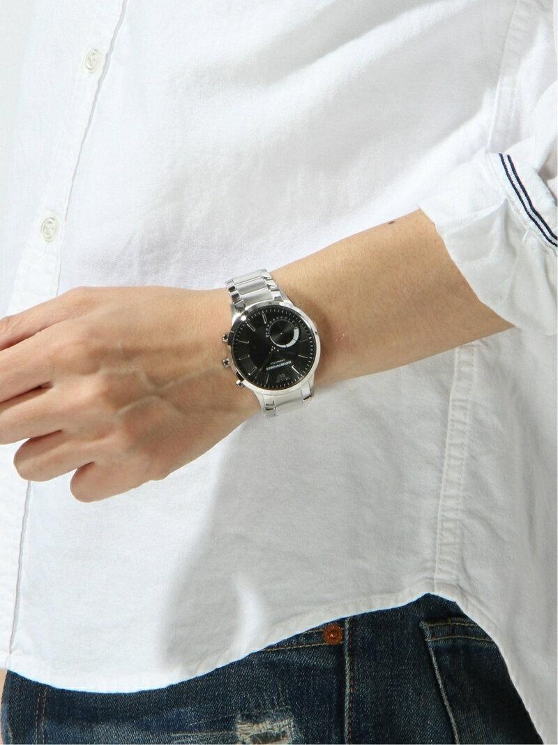 EMPORIO ARMANI CONNECTED (M)ART3000 ウォッチステーションインターナショナル ファッショングッズ