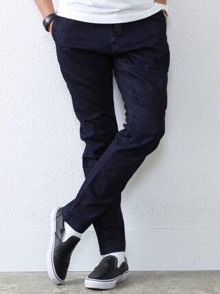 coen ストレッチスキニーデニムクライミングパンツ(一部WEB限定カラー) コーエン パンツ/ジーンズ スキニージーンズ ネイビー ブラック ブルー レッド【送料無料】