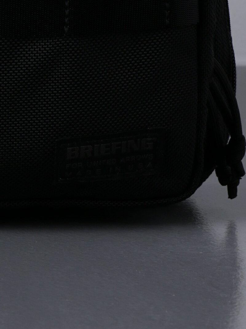 UNITED ARROWS BRIEFING(ブリーフィング)  A4 3ウェイ ブリーフバッグ ユナイテッドアローズ バッグ
