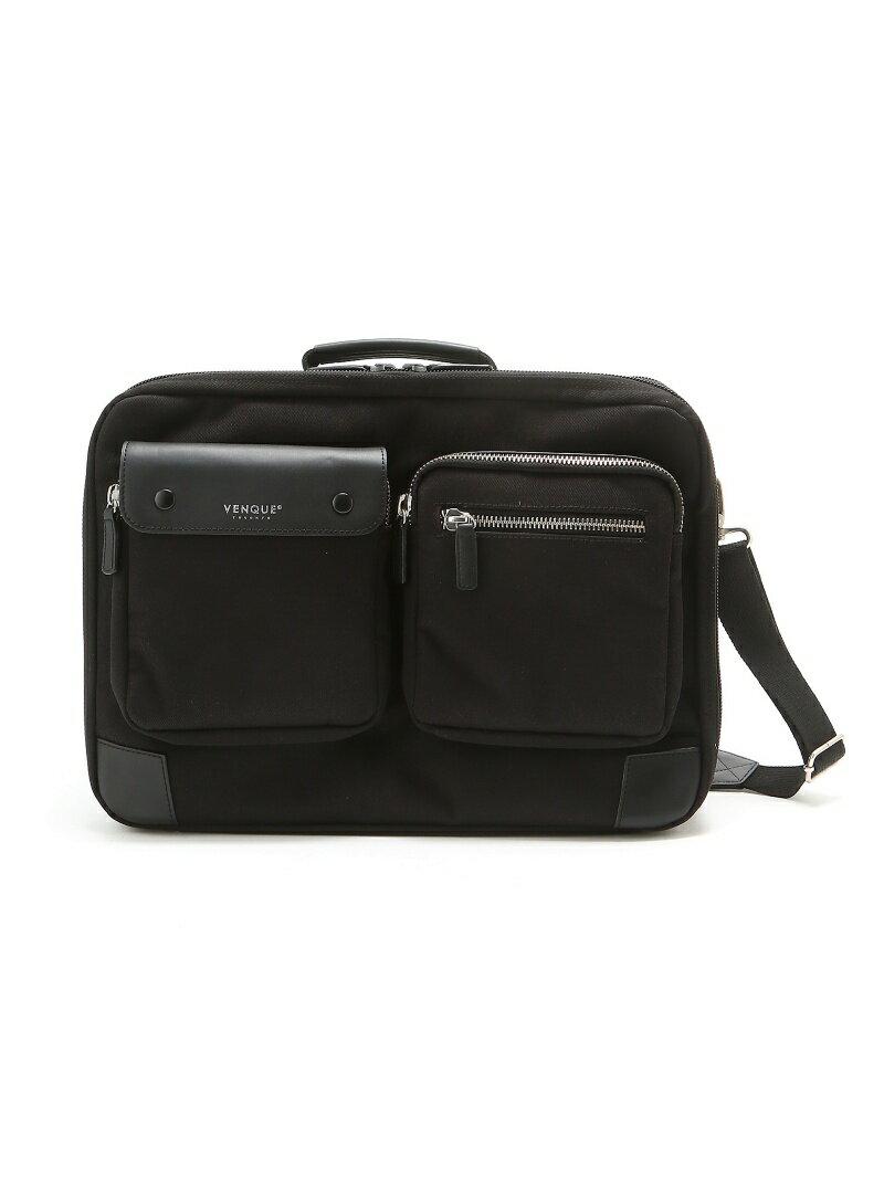 (U)Briefpack XL BlackEdition ヴェンクジャパン バッグ