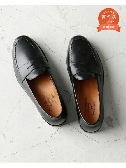 Exclusive Penny Loafer 51-32-0114-232: Black