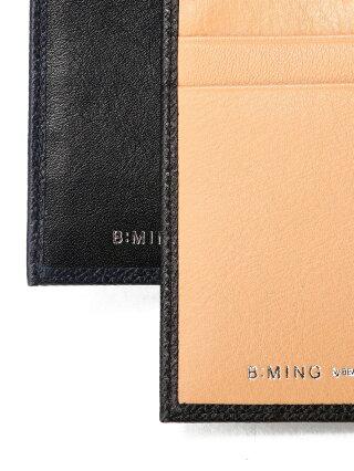 8076abea8658 ... B:MING by BEAMS ビーミング by ビームス / グレインレザー 3つ折り ウォレット BEAMS ビームス