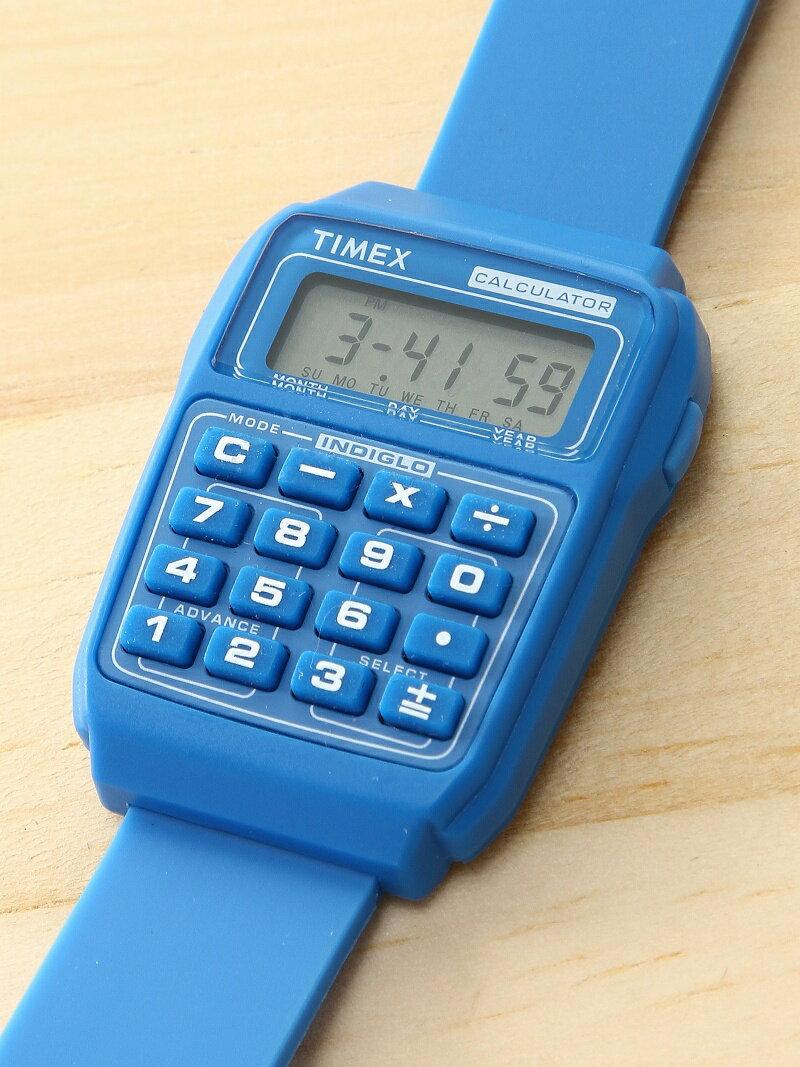 TIMEX TIMEX80  カリキュレーター タイメックス ファッショングッズ