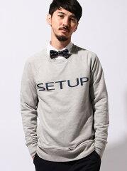 【送料無料】SUPERTHANKS メンズ カットソー スーパーサンクスSUPERTHANKS Bow tie + BD shirt ...