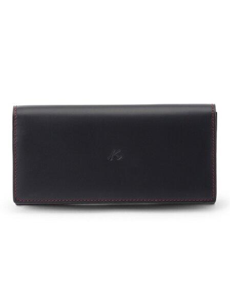 Kitamura(M)長財布ZH0070キタムラ財布/小物財布ネイビーブラウンブラック