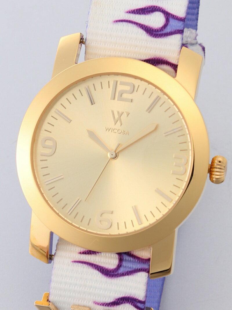 WICOBA (U)PURPLEFIRE BELT WATCH ウィコバ ファッショングッズ