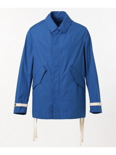 J. Press Ventile Coaches Jacket JROVKM0024: Blue