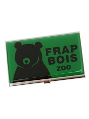 FRAPBOIS ユニセックス 生活雑貨 フラボア FRAPBOIS ZOOFRAPBOIS ZOO [ZOO SHOP 限定]ZOOケース