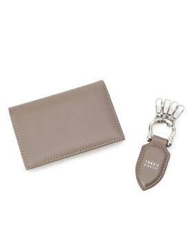 TAKEO KIKUCHI 名刺カードケースキーホルダーBOXセット [ メンズ 名刺入れ キーホルダー ] タケオキクチ 財布/小物【送料無料】