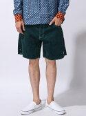 ALDIES Color Cord Short Pants アールディーズ【送料無料】