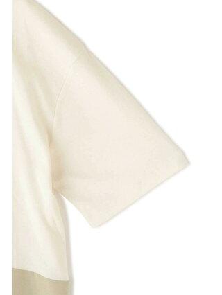 【SALE/40%OFF】TORNADO MART BLUETORNADO∴裾ドローコード切り替えTee トルネードマート カットソー カットソーその他 ホワイト【RBA_E】
