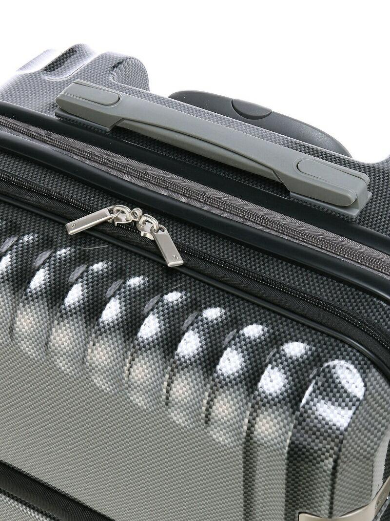 ace ace// パリセイドZ 【送料無料】 エースバッグズアンドラゲッジ バッグ フロントポケット付き スーツケース 05586 4ー5泊程度のご旅行向き 52リットル
