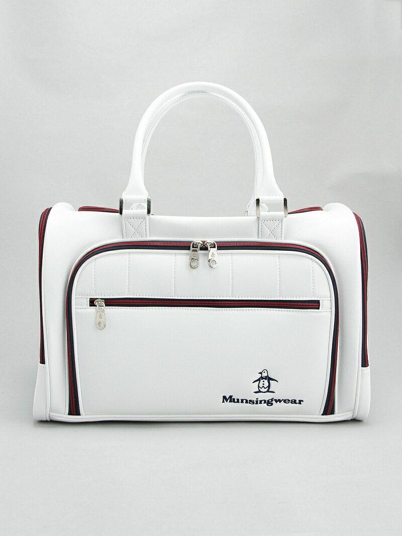 (M)ボストンバッグ マンシングウェア バッグ