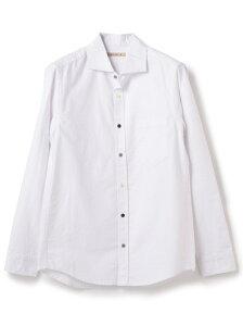 glory crew オックスフォードシャツ メンズ ビギ シャツ/ブラウス 長袖シャツ ホワイト ブルー ブラック【送料無料】