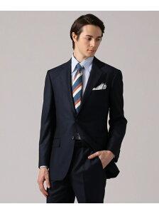 gotairiku 【DORMEUIL】EXELBLUEネイビースーツ/ストライプ ゴタイリク ビジネス/フォーマル セットアップスーツ ネイビー【送料無料】