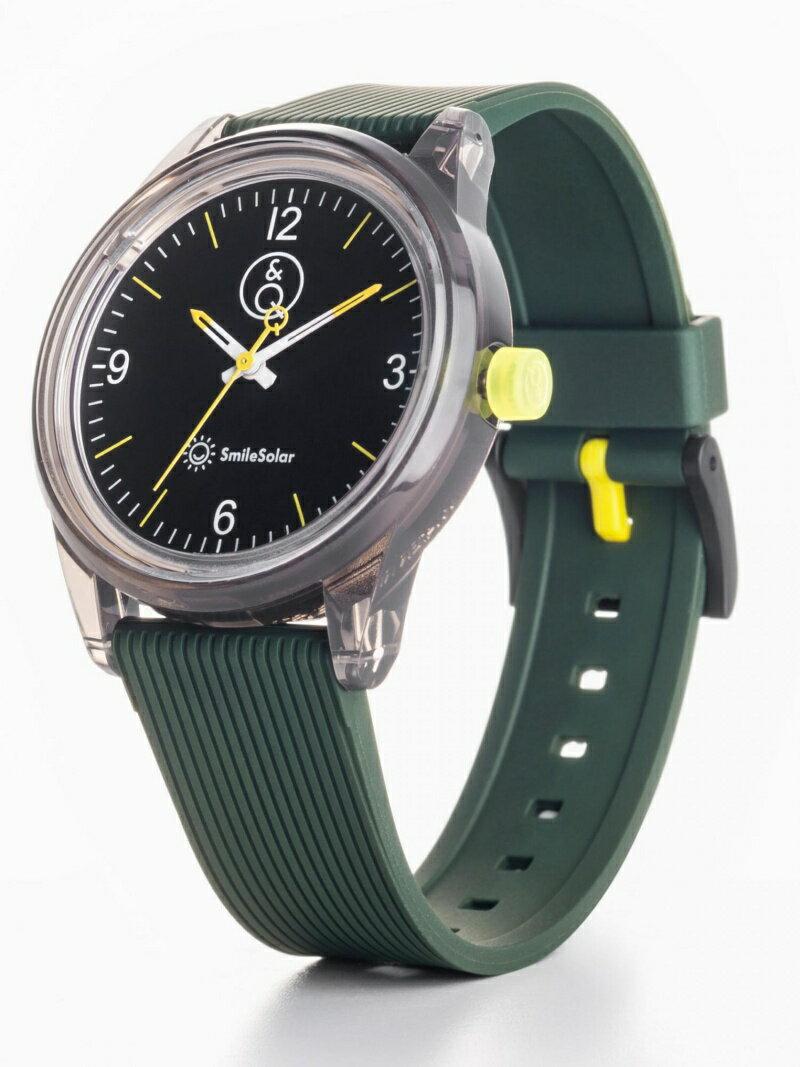 UNITED ARROWS green label relaxing 【WEB限定】SC★★Q&Q S/SOLAR RP10 腕時計 ユナイテッドアローズ グリーンレーベルリラクシング ファッショングッズ