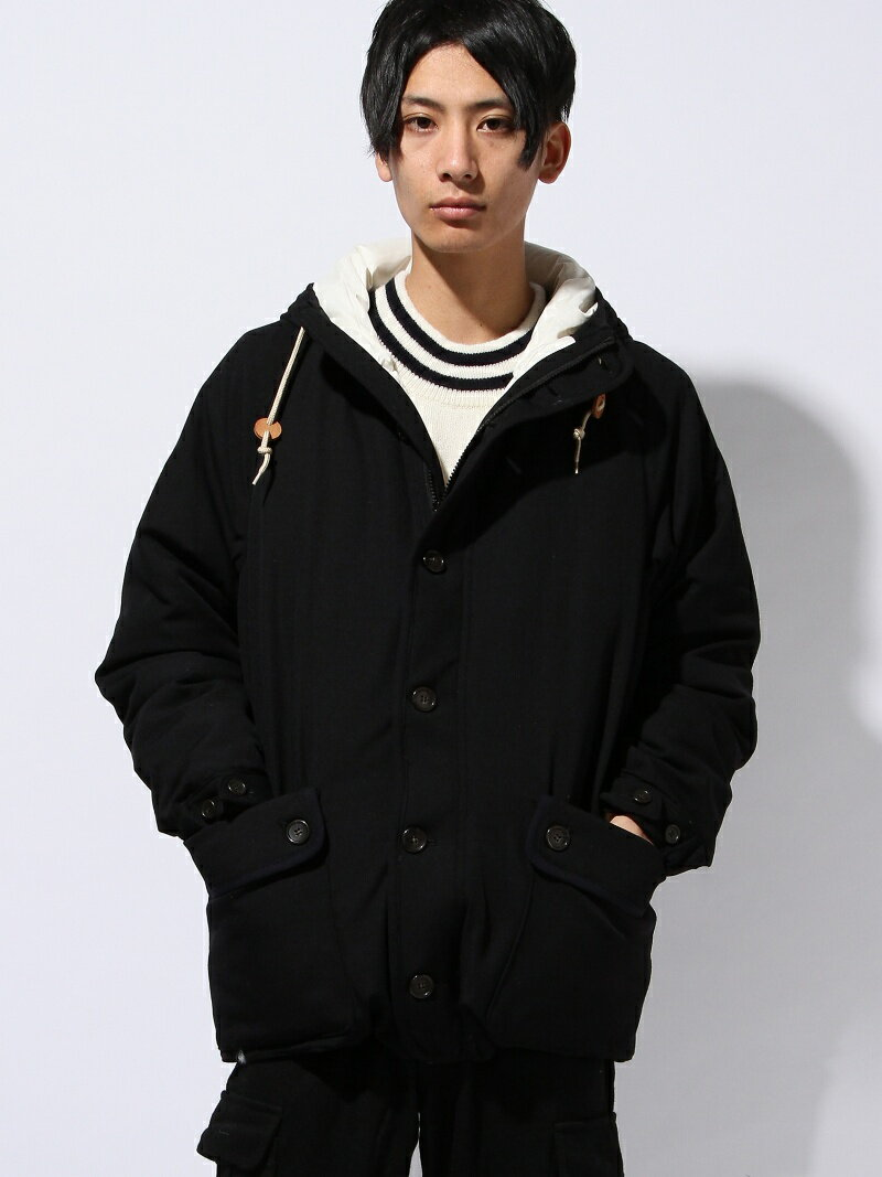 【SALE/40%OFF】.efiLevol [M] Wool Surge Down Coat エフィレボル コート/ジャケット【RBA_S】【RBA_E】:Rakuten BRAND AVENUE Men