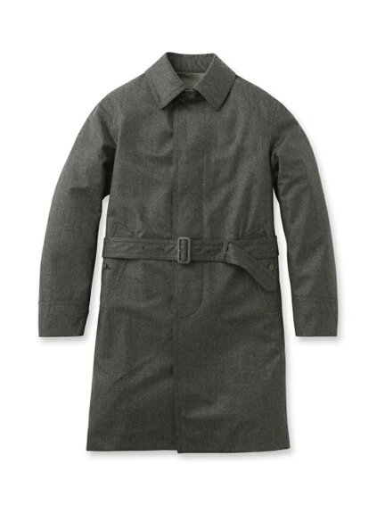 Dressterior Canonico Serge Balmacaan Coat 086-99001