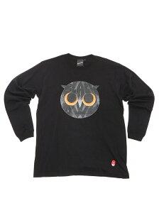 【SALE/30%OFF】BEAMS T 【SPECIAL PRICE】BEAMS T / Bird Long Sleeve Tee ビームスT カットソー Tシャツ ブラック ホワイト【RBA_E】