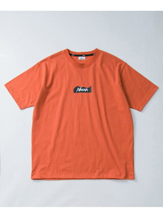 URBAN RESEARCH NANGA×URBAN RESEARCH 別注LOGO Tee アーバンリサーチ カットソー Tシャツ オレンジ ホワイト グレー【送料無料】