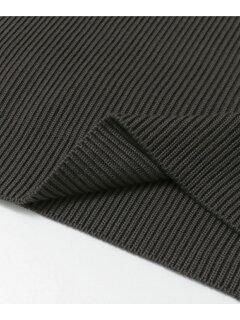 JP Rib Stitch Knit UF87-12B002: Charcoal