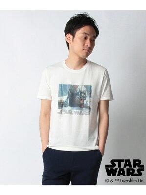 BOYCOTT メンズ カットソー ボイコット【送料無料】BOYCOTT 【STARWARS】フォトTシャツ ボイコット
