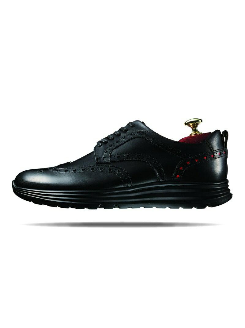 おすすめの革靴スニーカー09:三陽山長のフルブローグシューズ 駆/KAKERUです。