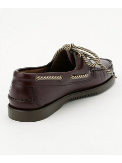 J. Press x Paraboot Barth SE1LYM0700: Dark Brown