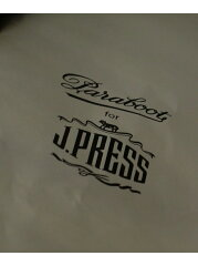 J. Press x Paraboot Pacific SE1LYM0710: Black