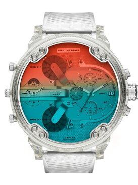 DIESEL DIESEL/(M)MR DADDY 2.0_DZ7427 ウォッチステーションインターナショナル ファッショングッズ 腕時計 シルバー【送料無料】
