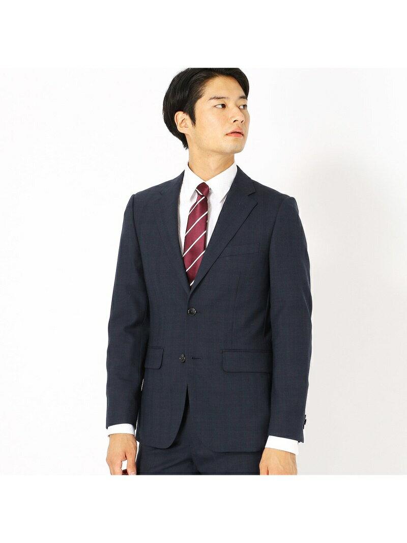 c73442418df45 COMME CA ISM 《セットアップ》グレンチェック スーツジャケット コムサイズム ビジネス フォーマル 送料無料  COMME CA ISM  メンズ ビジネス フォーマル ...