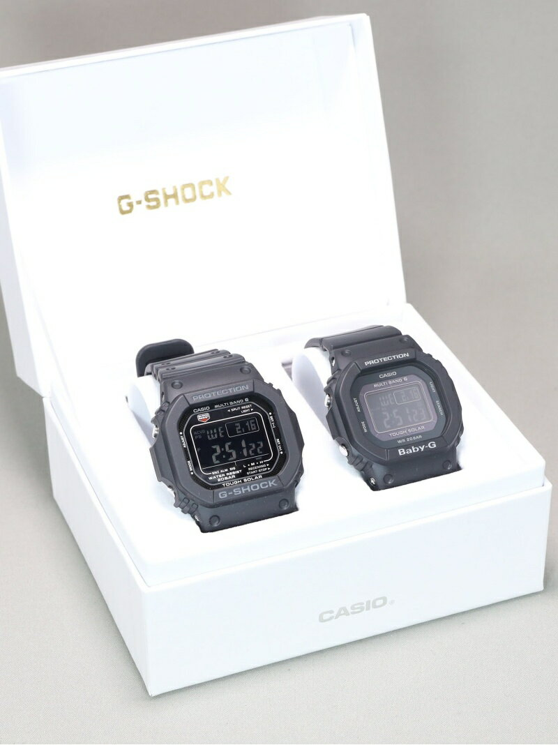 G-SHOCK G-SHOCK/(M)PAIR-GB-017 カシオ ファッショングッズ