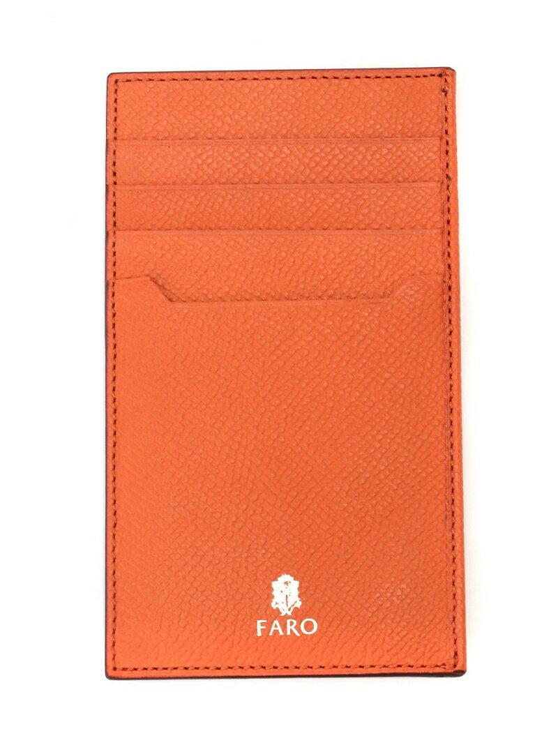 財布・ケース, 定期入れ・パスケース FARO (U)CORE WALLET(FCC) BOLERO