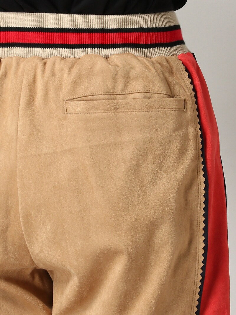 styles mens/(M)FACETASM FAKE SUEDE PANTS スタイルス パンツ/ジーンズ