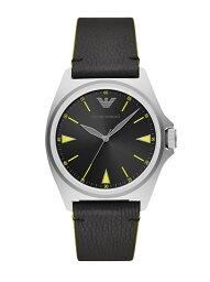 EMPORIO ARMANI EMPORIO ARMANI/(M)NICOLA_AR11330 ウォッチステーションインターナショナル ファッショングッズ 腕時計 ブラック【送料無料】