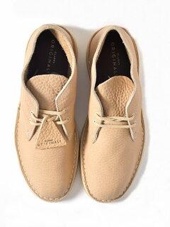 Desert Boot Full Grain Leather 115-23-0935: Natural