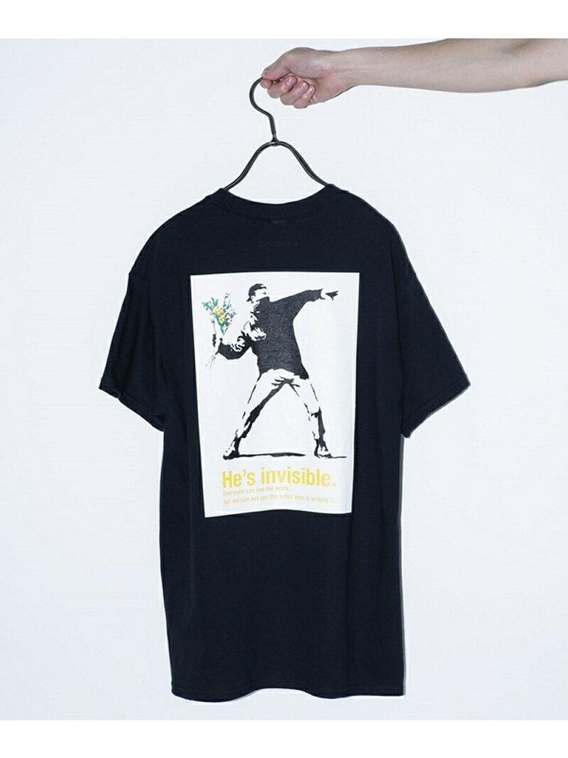 トップス, Tシャツ・カットソー SALE50OFFnanouniverse BKSFlowerBomberT RBAE