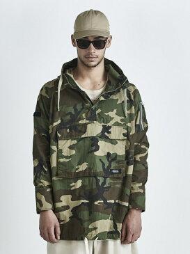 【SALE/40%OFF】SWAGGER LONG ARMY HOODIE スワッガー コート/ジャケット【RBA_S】【RBA_E】【送料無料】