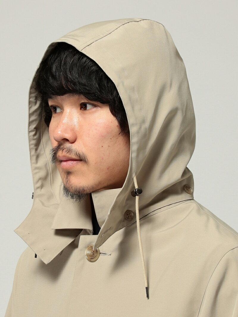 BEAMS MEN Traditional Weatherwear × BEAMS / 別注 SELBY フーディー ビームス メン コート/ジャケット【先行予約】*