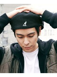 KANGOL KANGOL/(U)Wool 504 ハットホームズ 帽子/ヘア小物 帽子その他 ブラック パープル ブラウン【送料無料】