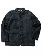 Levi's Blanket Lined Selvedge Utility Coat 34997-0000