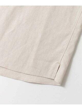 URBAN RESEARCH 高機能リネンショートスリーブシャツ アーバンリサーチ シャツ/ブラウス シャツ/ブラウスその他 ブラウン ネイビー ベージュ【送料無料】