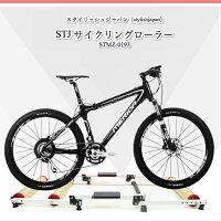 STJサイクリングSTMZ-0913トレーニングバイクマシーン自転車練習台トレーナーダイエット筋トレ有酸素運動