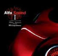 アルファ ロメオ オリジナルCD 「Alfa Sound I」